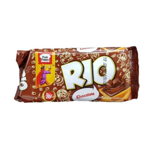 Picture of PEEK FREANS RIO CHOCOLATE HF 70G