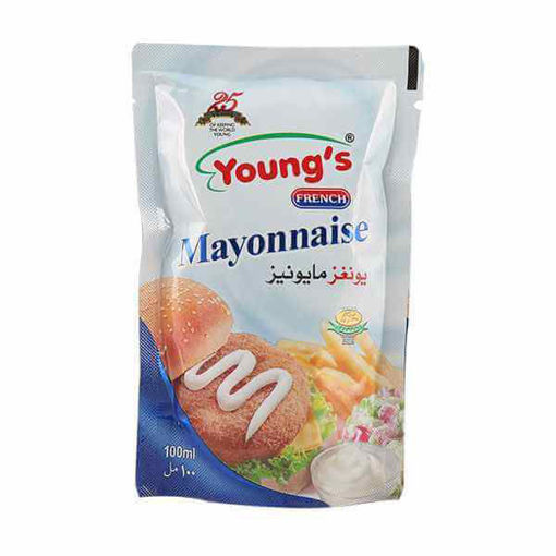 Picture of YOUNGS MAYONNAISE 100ML