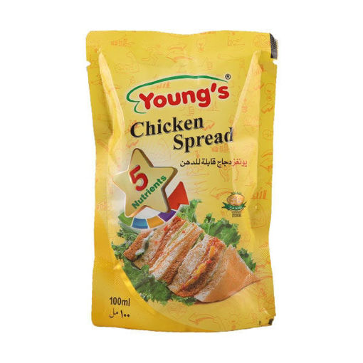 Picture of YOUNGS CHICKEN SPREAD 100ML