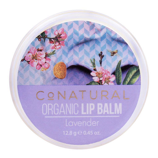 Picture of CO NATURAL ORGANIC LIP BALM LAVENDER 12.8G