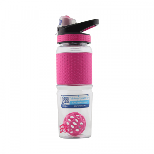 Picture of COOL GERA SHAKING WATER BOTTLE MULTI COLOR 709ML
