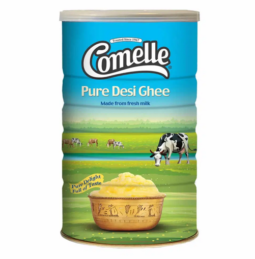 Picture of COMELLE DESI GHEE 800G