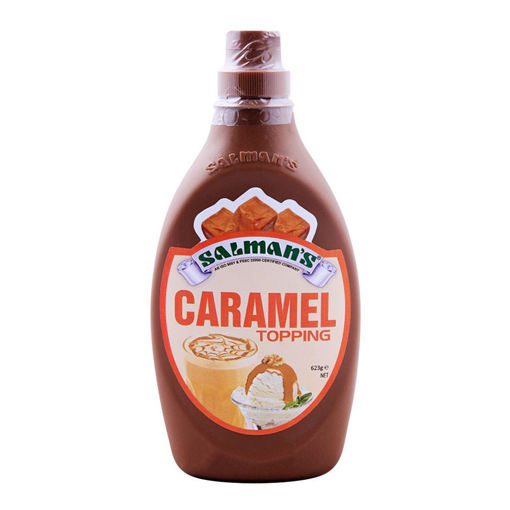 Picture of SALMANS CARAMEL TOPPING 623GM