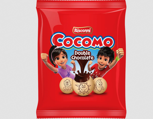 Picture of BISCONNI COCOMO CHOCOLATE