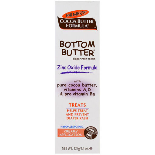 Picture of Palmer's Bottom Butter with Zinc - Tube, 125g/ 4.4 oz.