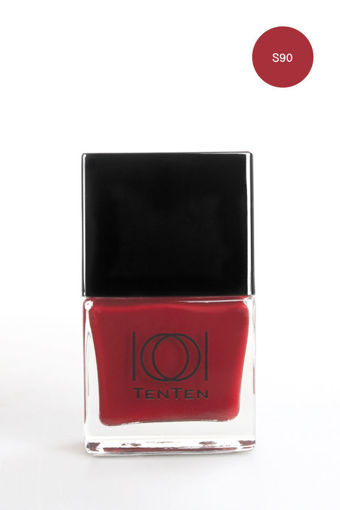 Picture of TENTEN NAIL POLISH RED S90