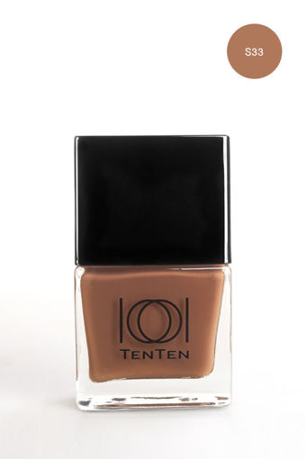 Picture of TENTEN NAIL POLISH BROWN S33