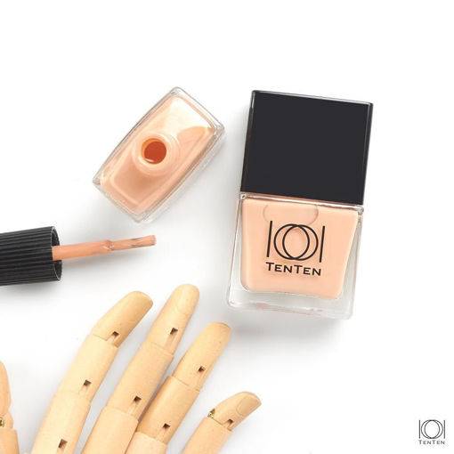 Picture of TENTEN NAIL POLISH NUDE PEACH W16