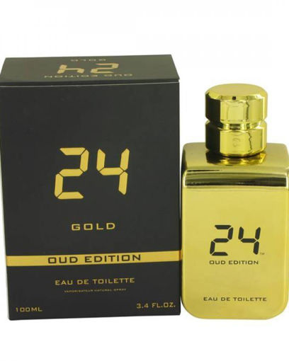 Picture of 24 GOLD OUD EDITION 100ML